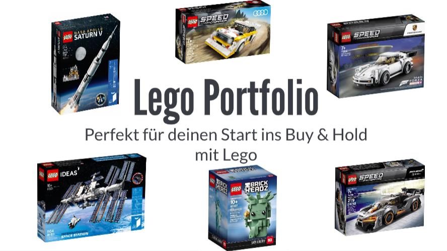 Lego Portfolio